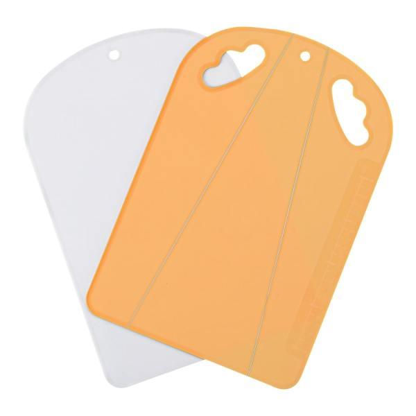 HJ-0108 foldable cutting board-orange