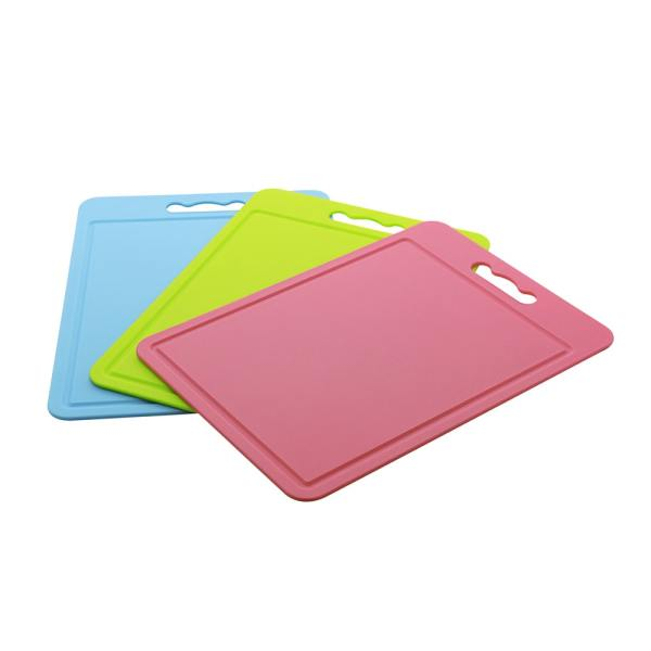 HJ-2534 chopping board with juice groove