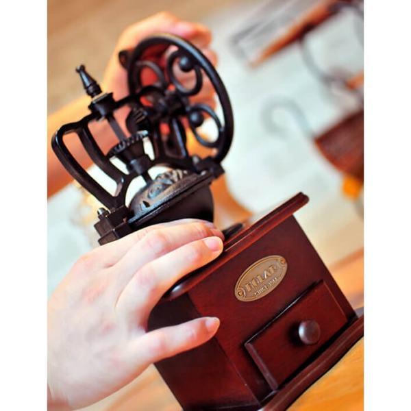 HOLAR CM-8501 Coffee Mill Grinder - 2