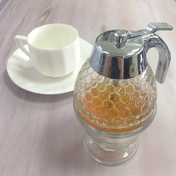 HOLAR HL20001 Honey Dispenser Glass - 5