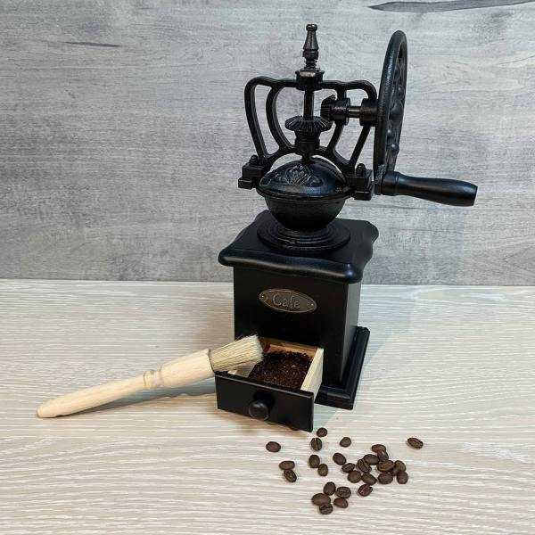 Holar BR-BQ38 Coffee Brush-5