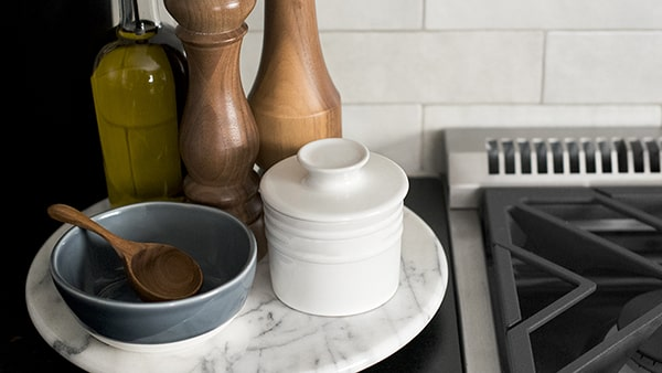 Holar - Blog - How to Maximize Storage Space for Small Cabinet with These 6 Kitchen Appliances - Lazy Susan