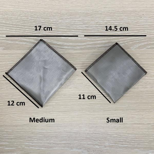Holar - Coffee - Coffee Filter - PS-DC04 Reusable Foldable Stainless Steel Coffee Square Dripper - 2
