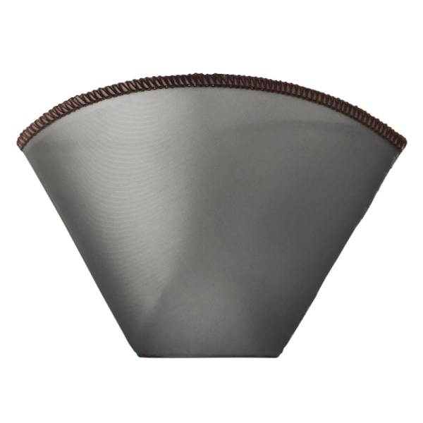 Holar - Coffee - Coffee Filter - PS-DC05 Reusable Foldable Stainless Steel Coffee Sector Dripper - 1