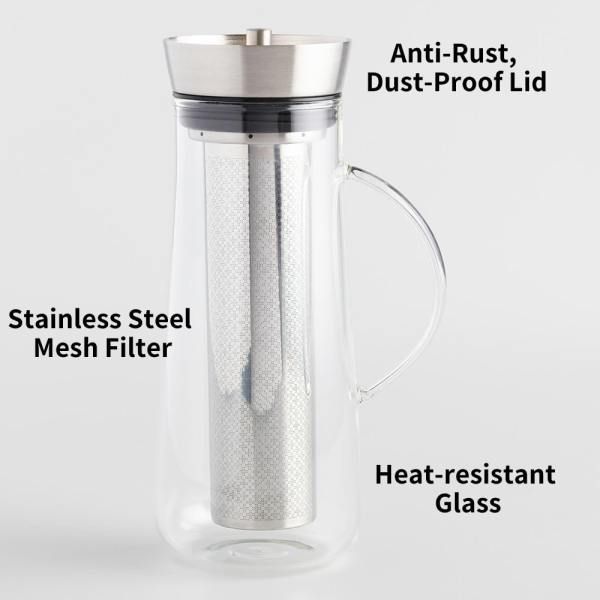 Holar - Coffee - PS-TE01 Cold Brew Coffee Maker - 4