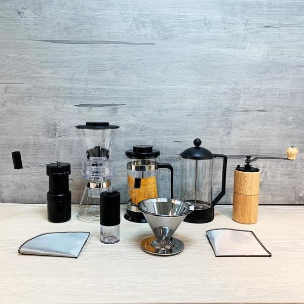 Holar - Coffee - Slim Series - PS-CM01 Portable Mini Manual Coffee Grinder - 6