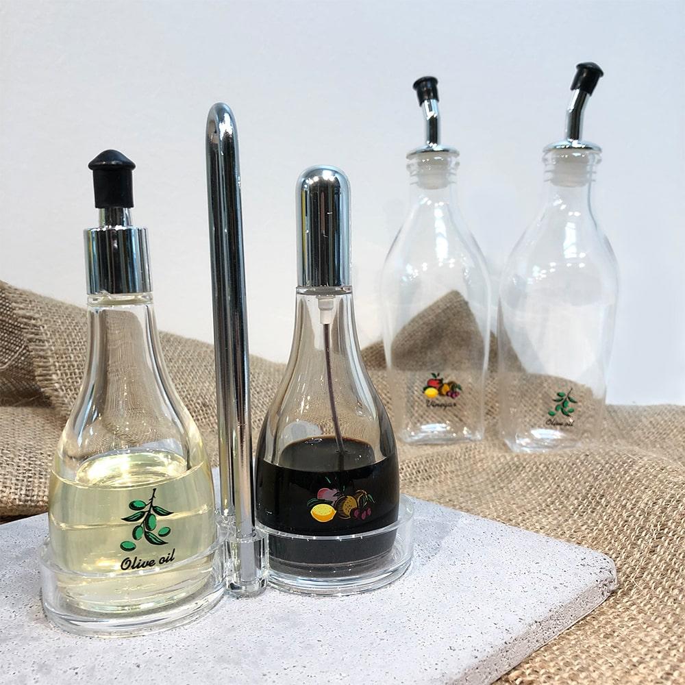 Holar HK-264 Oil and Vinegar Bottle -3