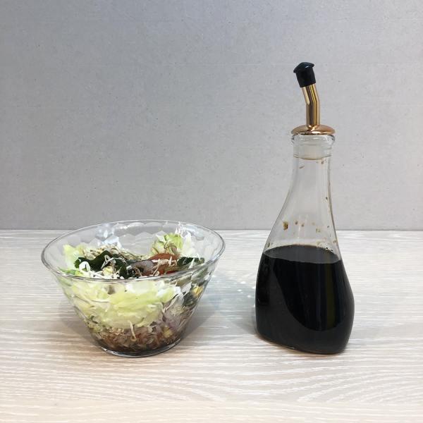 Holar HK-562 Irregular shaped oil and vinegar dispenser-1
