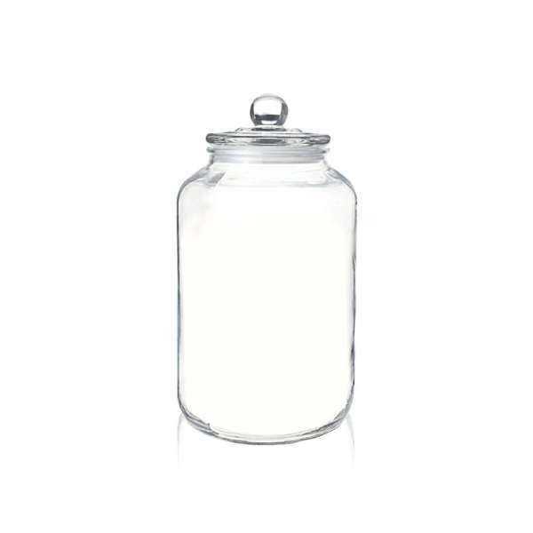 Holar - Kitchen Canister Series - Glass Jars Series - GCA-5L 5000 ml Glass Canister Container