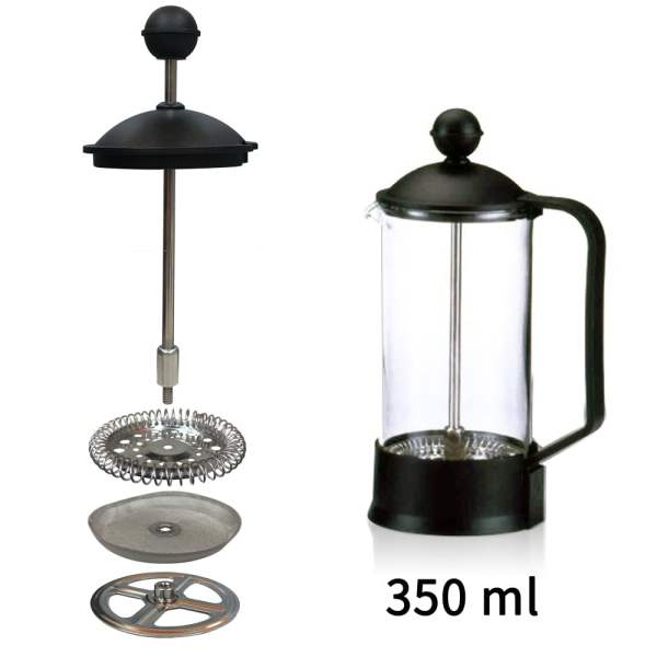Holar PS-02 French Press Coffee Maker 350 ML