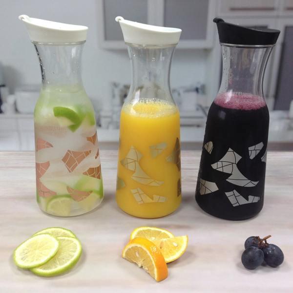 Holar - Pitcher & Tumbler - HL-PH03 Juice Bottle Jar - 1