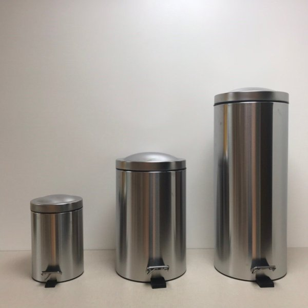 Holar - Product - Trash Can - TRC - C Rubbish Bin - 2