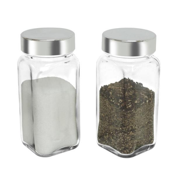 Holar - Salt and Pepper Catagory - Salt Pepper Spice Shaker Bottle - SP-06SL Spice Jar - 2