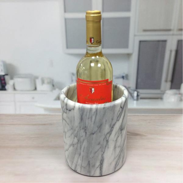 Holar - Tabletop - Marble Series - MB-10M Marble Wine Cooler - 5