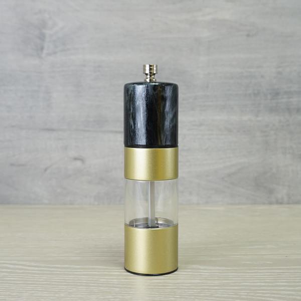 Holar decorative pepper grinder-SSAMP-BK