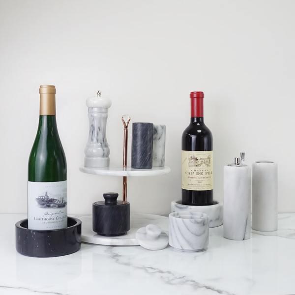 Holar marble kitchenware