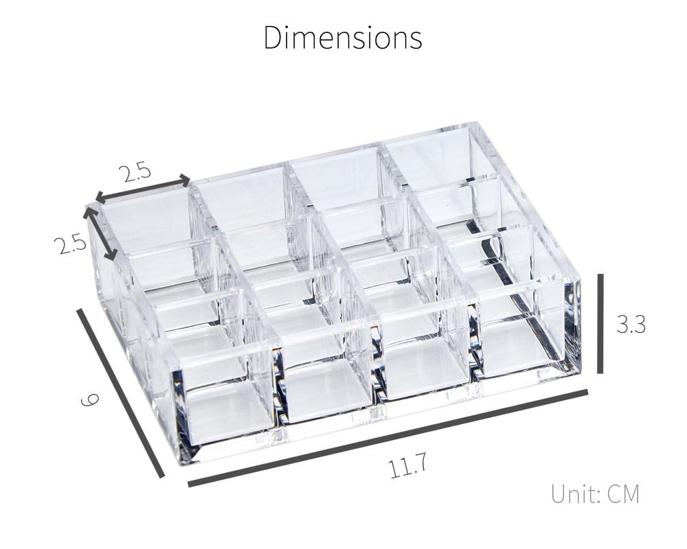 dimension of AZ-18