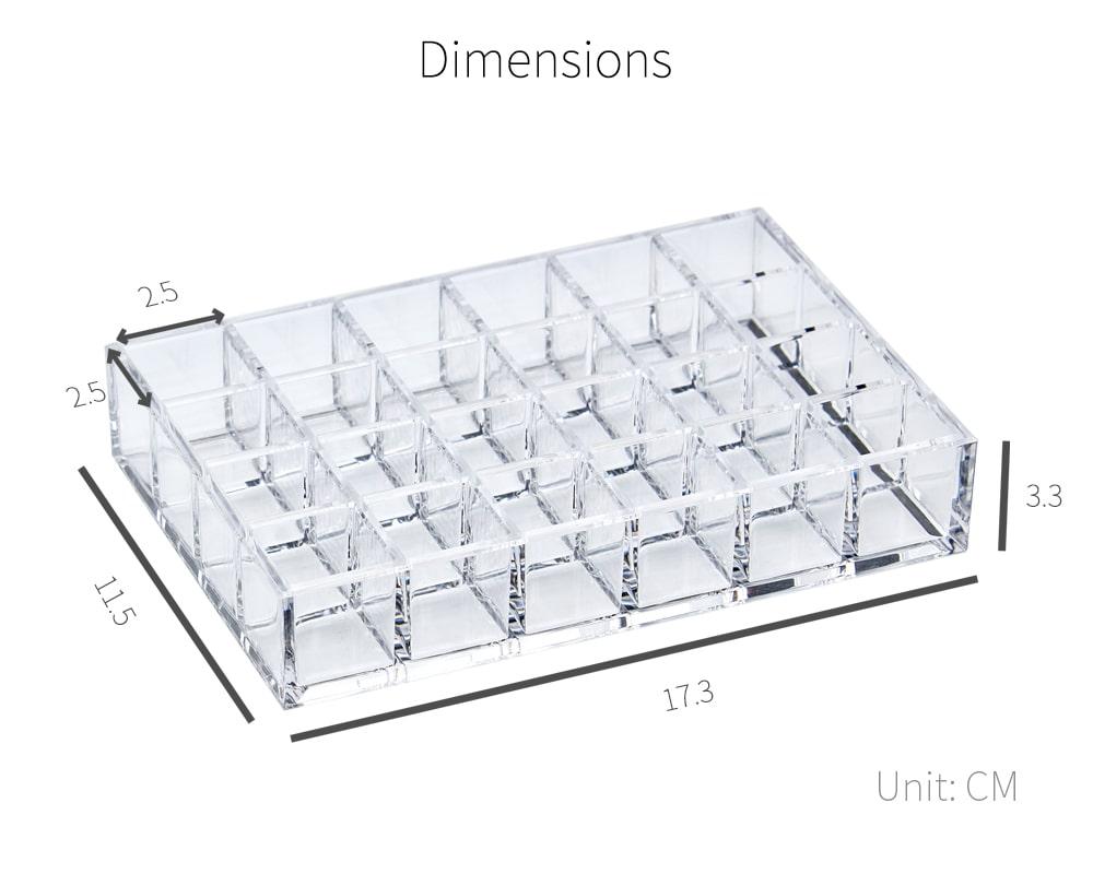 dimension of AZ-19