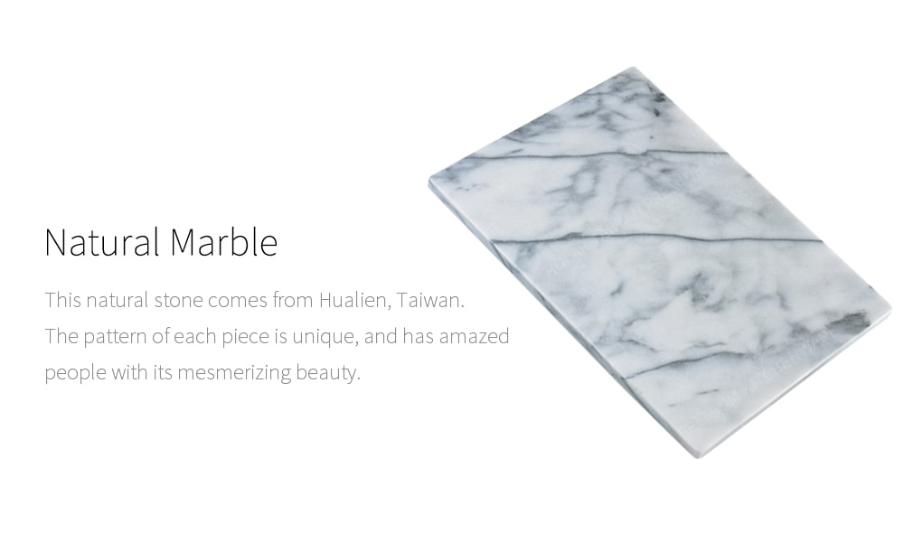 natural marble-Holar MB-09 Pastry Board