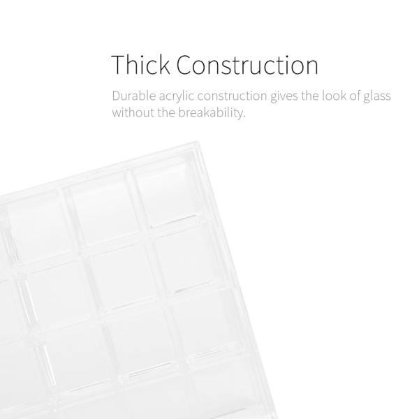 thick strong construction Holar AZ-1819 lipstick storage series