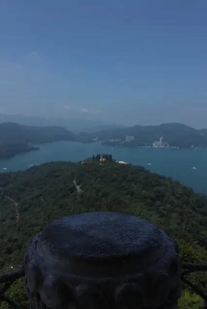 Sun Moon Lake (日月潭): El lago del Sol y la Luna