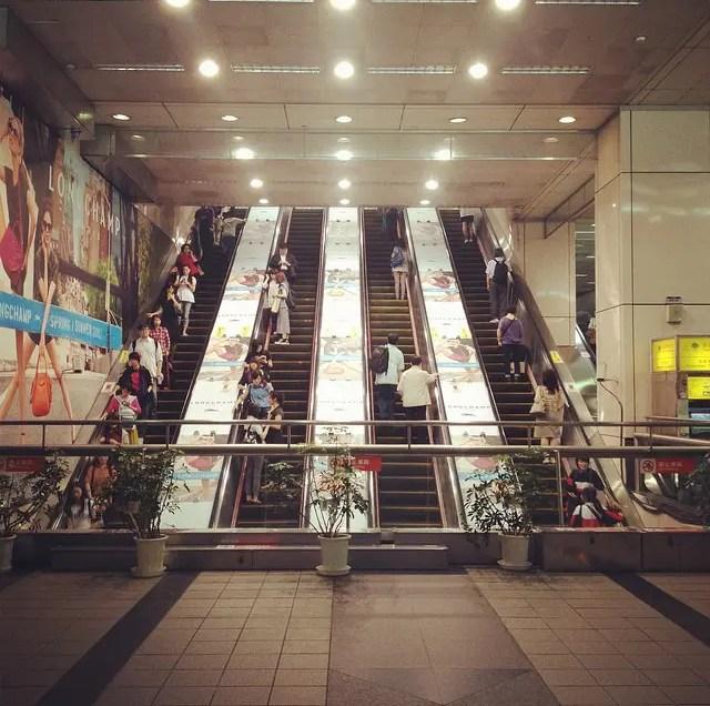 Taipei a través de Instagram