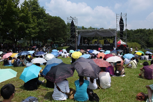 A Rockable Day Festival – Un festival indie taiwanés en la montaña