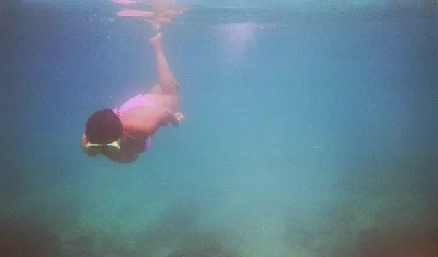 Snorkelling en Penghu