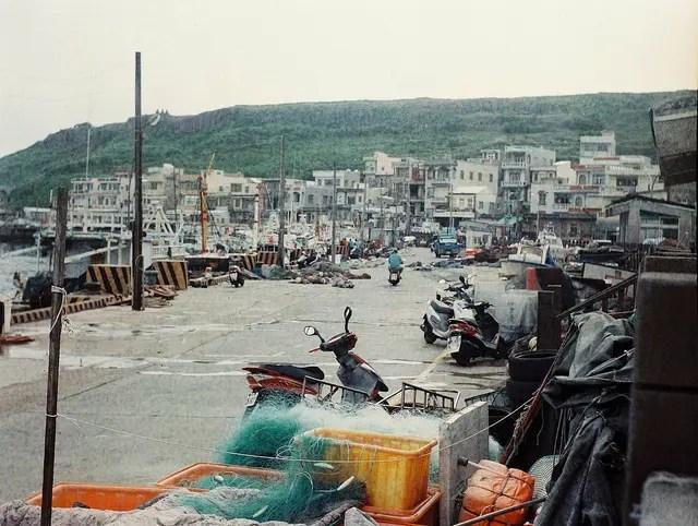 Penghu: Un viaje analógico al pasado