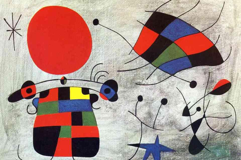 Miró en Taiwan: Exposición en el Museo Nacional de Historia