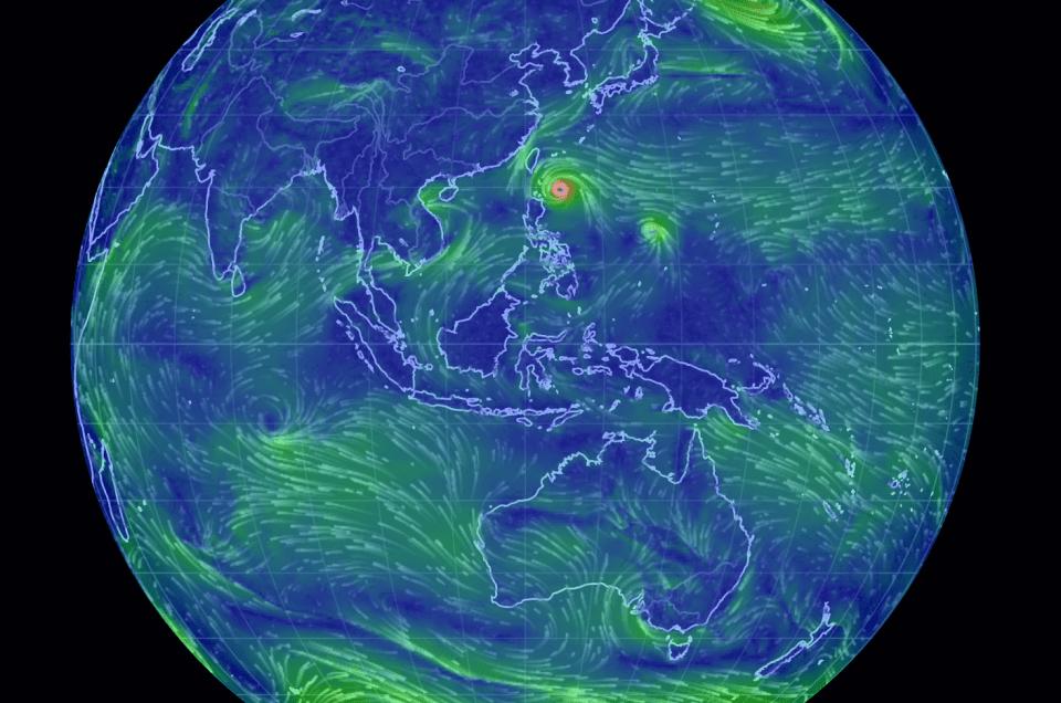 Tifones en Taiwán: Cómo actuar