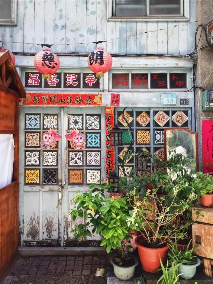 1 día en Tainan, la antigua capital