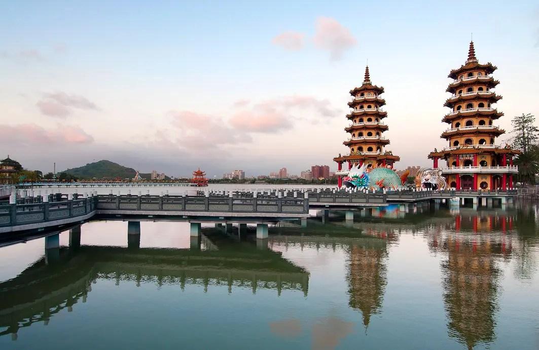 Kaohsiung Lago del Loto