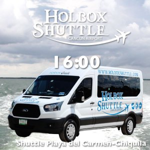 Holbox Shuttle now goes to Riviera Maya