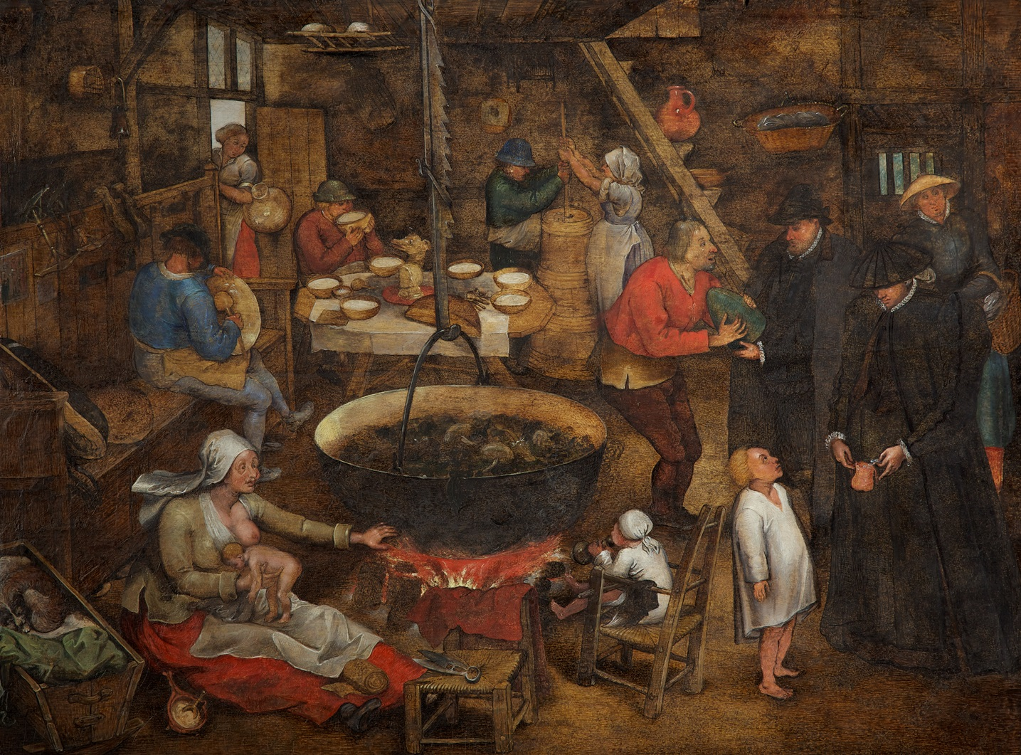 The Holburne Museum Bruegel Defining A Dynasty Exhibition