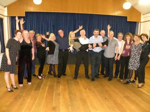 Dance 'N' Tone @ Holcot Village Hall