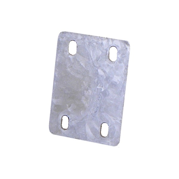 Metal Short Flat Bracket