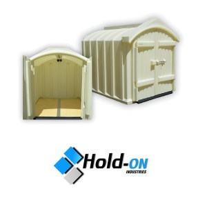 Durable sheds