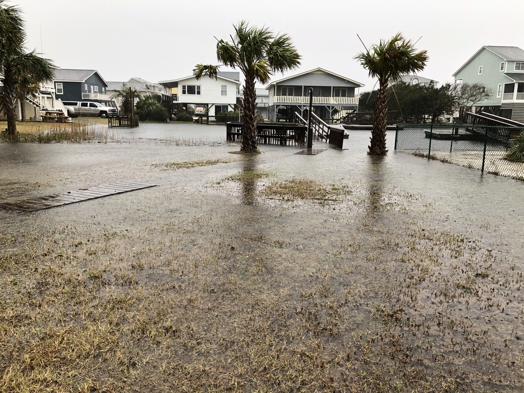 Major Flooding From Rains and Tide November 24th *updated*
