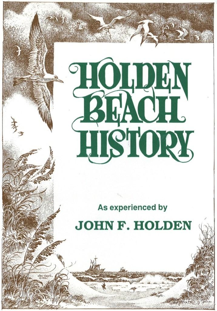 Holden Beach History