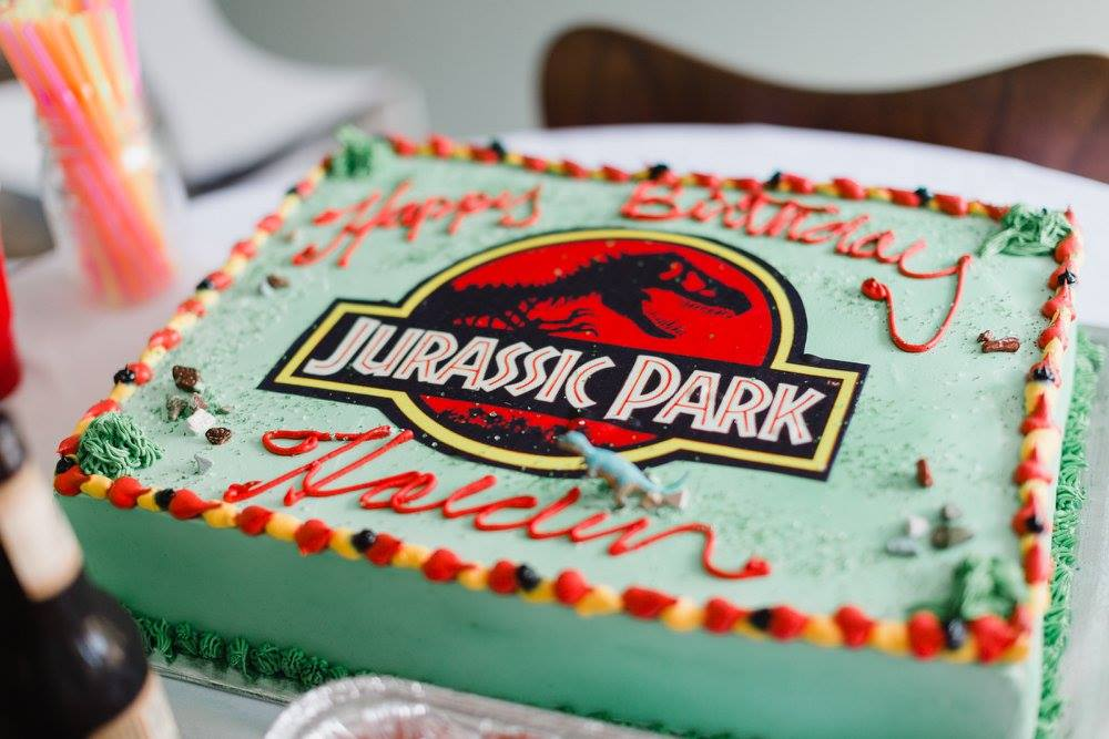 Jurassic 30th Birthday Party