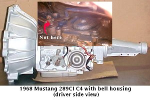Missing Neutral Safety switch  Vintage Mustang Forums