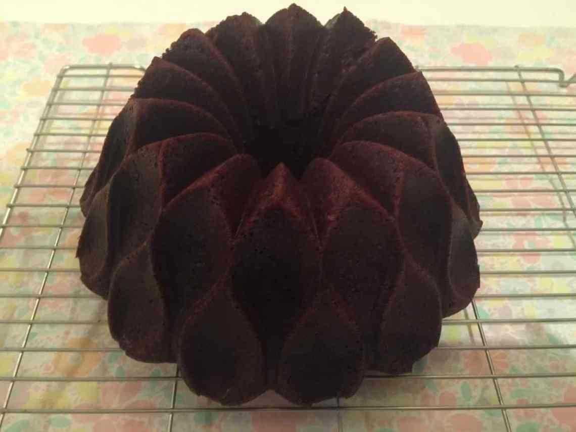 Red Velvet Bundt Cake Recipe