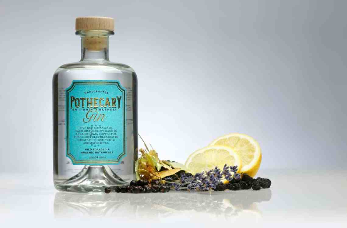 Review: Pothecary Gin