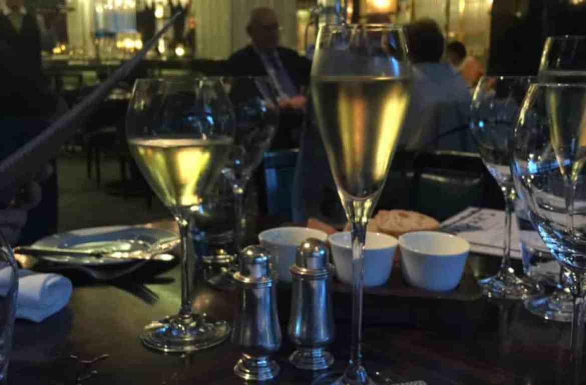 A Night Out At The Savoy Hotel