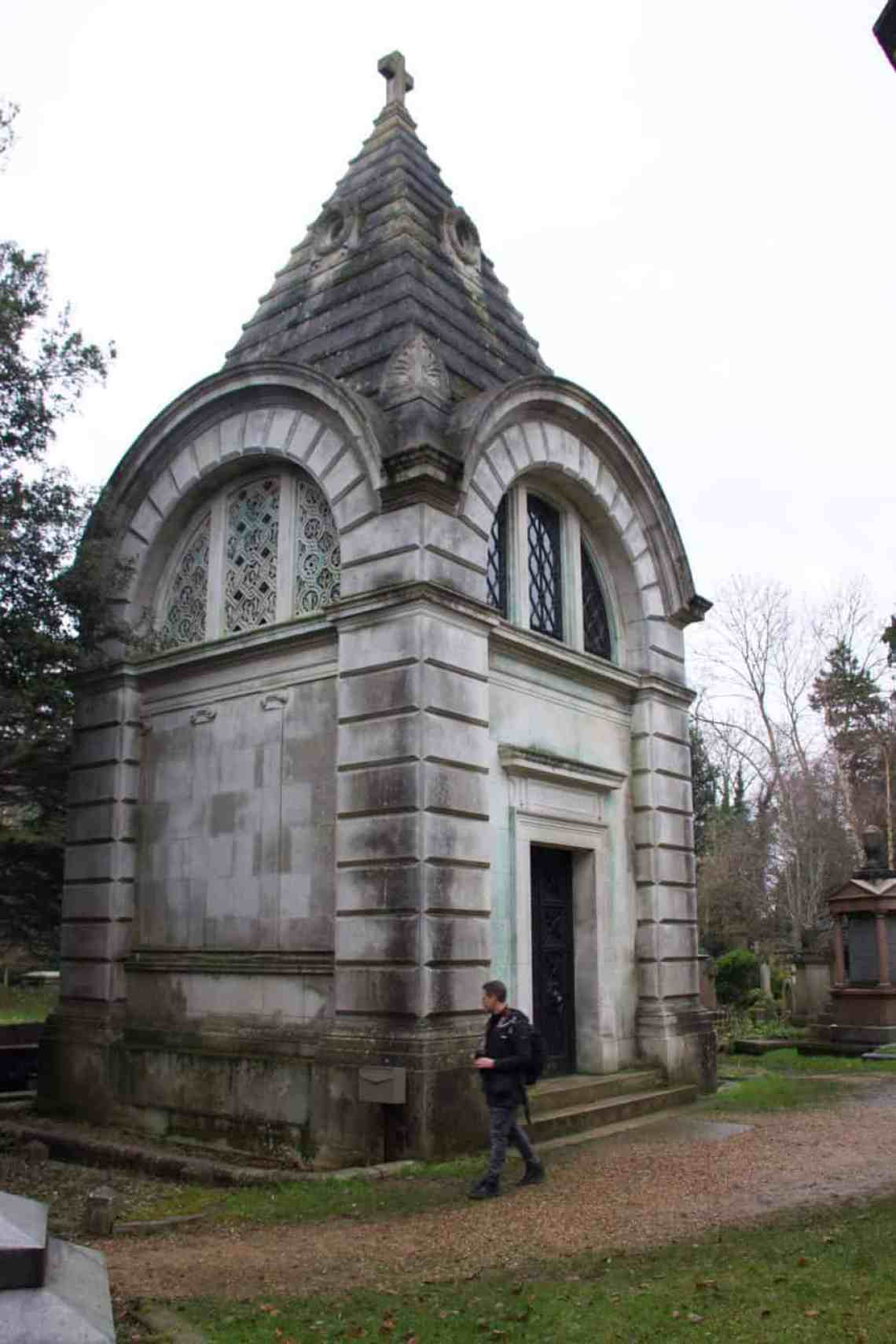 Highgate Cemetery - East and West