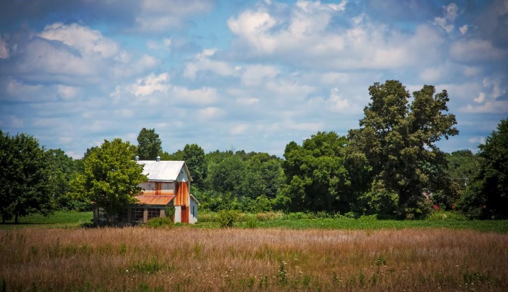 Old Barn Calloway County Kentucky Americana Photos Of