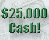 Hole In One Insurance Coverage for $25,000 Cash