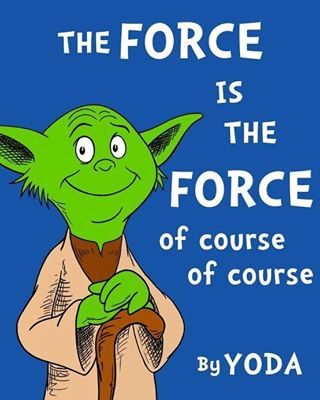 the force is the force