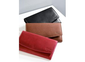 Avena Damen Portemonnaie Rot